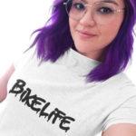 Bikelife T-Shirt für Frauen von MotoWear Germany