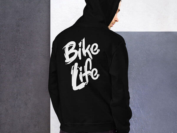 Bike Life Hoodie von MotoWear Germany