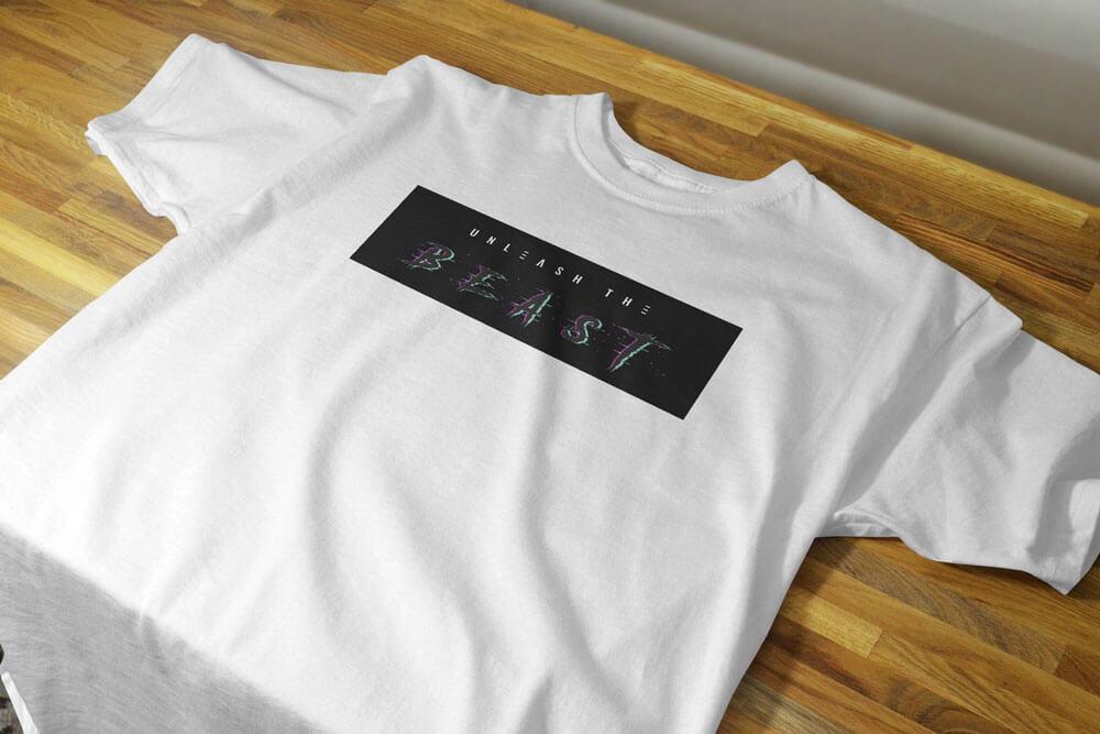 Unleash the BEAST T-Shirt von MotoWear Germany