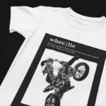 Wheelie definition tee von MotoWear Germany